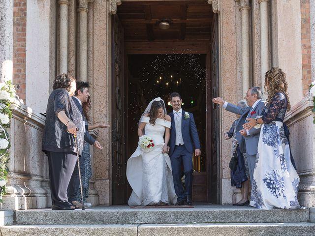 Il matrimonio di Riccardo e Alessandra a Salsomaggiore Terme, Parma 50