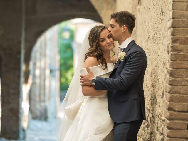 Il matrimonio di Riccardo e Alessandra a Salsomaggiore Terme, Parma 62