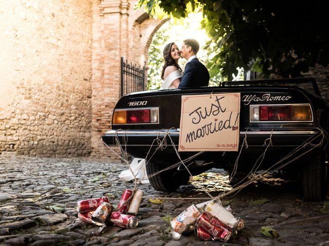 Il matrimonio di Riccardo e Alessandra a Salsomaggiore Terme, Parma 64
