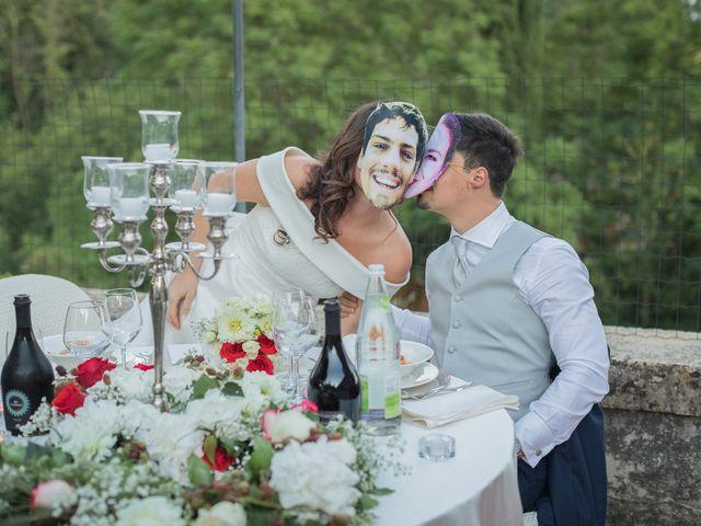 Il matrimonio di Riccardo e Alessandra a Salsomaggiore Terme, Parma 90