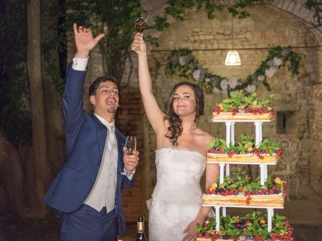 Il matrimonio di Riccardo e Alessandra a Salsomaggiore Terme, Parma 96