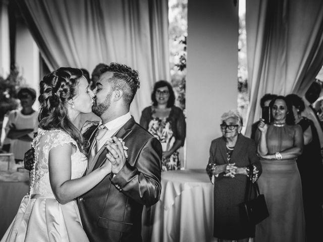 le nozze di Jessica e Giuseppe