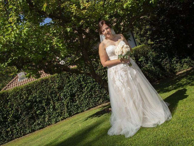 Il matrimonio di Andrea e Eleonora a San Fedele Intelvi, Como 8