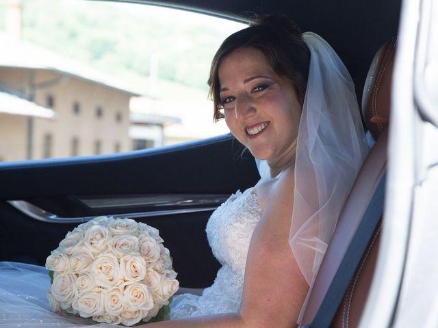 Il matrimonio di Andrea e Eleonora a San Fedele Intelvi, Como 9
