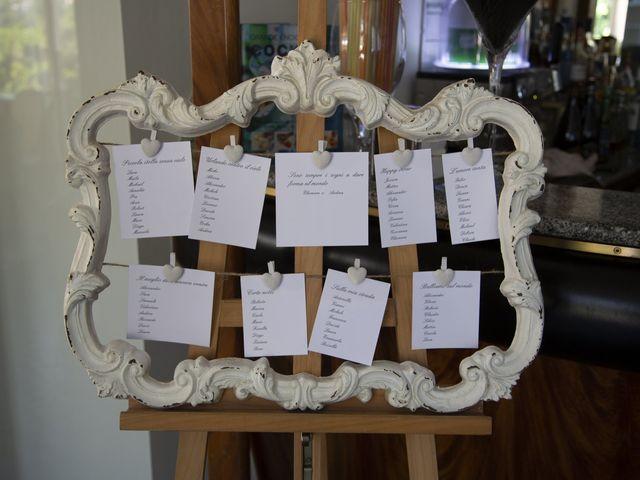 Il matrimonio di Andrea e Eleonora a San Fedele Intelvi, Como 10