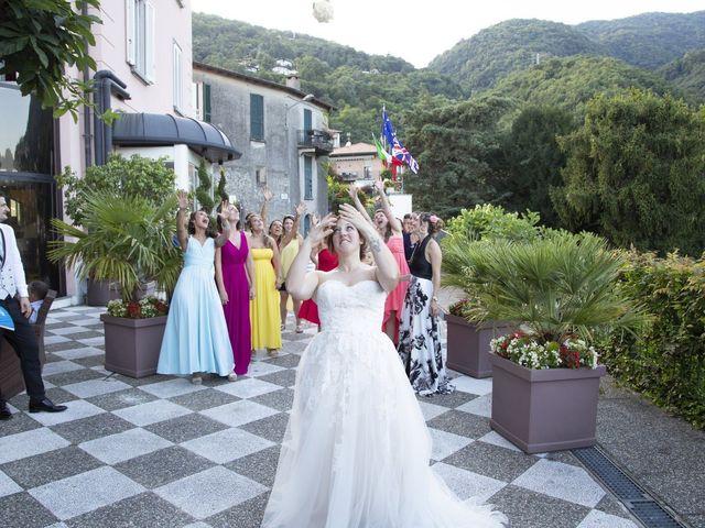 Il matrimonio di Andrea e Eleonora a San Fedele Intelvi, Como 17