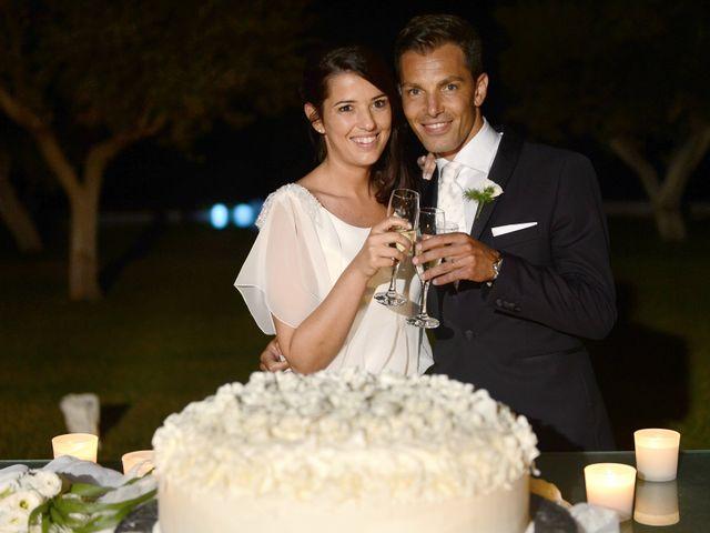 le nozze di Rossella e Vito