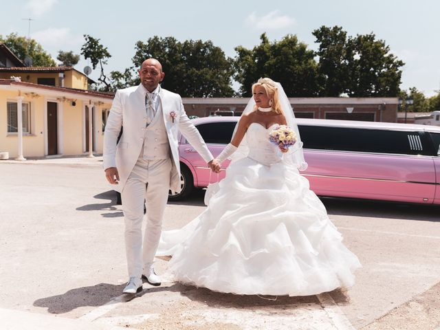 Il matrimonio di Bruno e Valentina a Roma, Roma 1