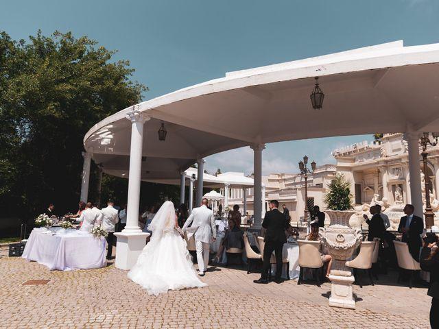 Il matrimonio di Bruno e Valentina a Roma, Roma 2