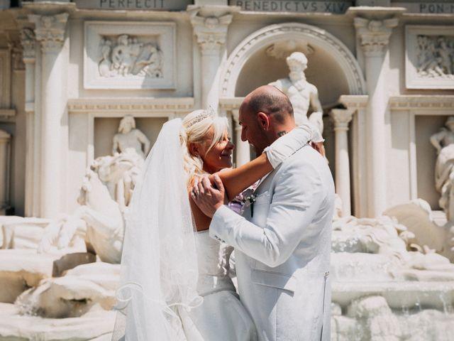 Il matrimonio di Bruno e Valentina a Roma, Roma 3