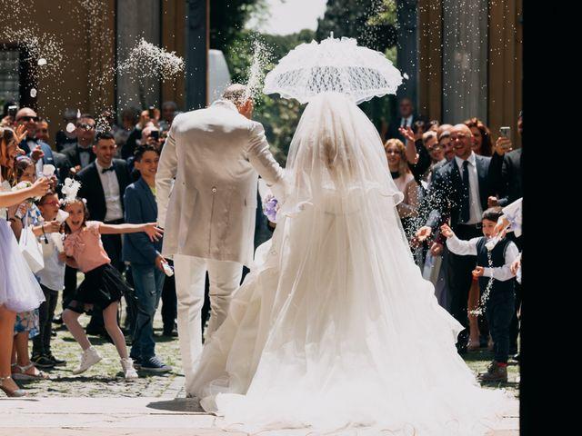 Il matrimonio di Bruno e Valentina a Roma, Roma 24