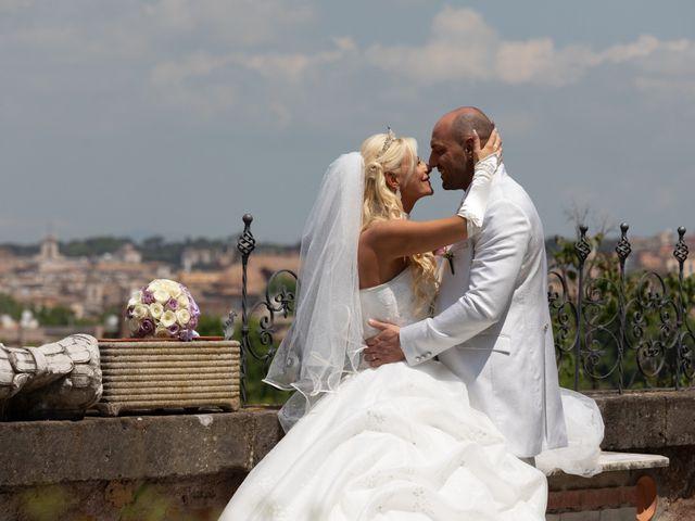 Il matrimonio di Bruno e Valentina a Roma, Roma 27