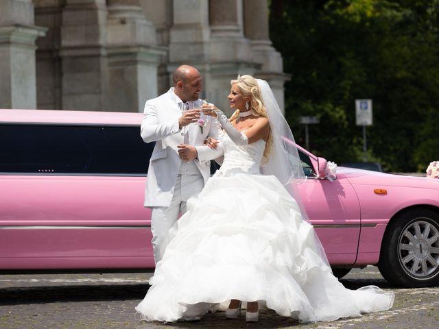 Il matrimonio di Bruno e Valentina a Roma, Roma 31