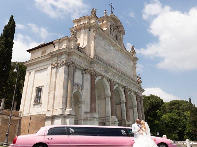 Il matrimonio di Bruno e Valentina a Roma, Roma 41