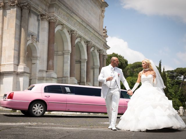 Il matrimonio di Bruno e Valentina a Roma, Roma 42