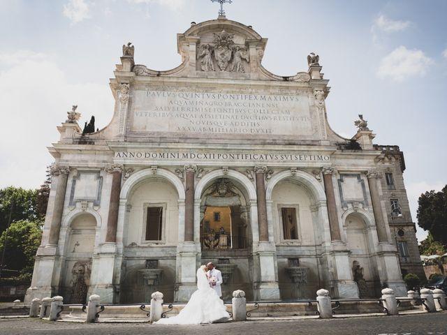 Il matrimonio di Bruno e Valentina a Roma, Roma 43
