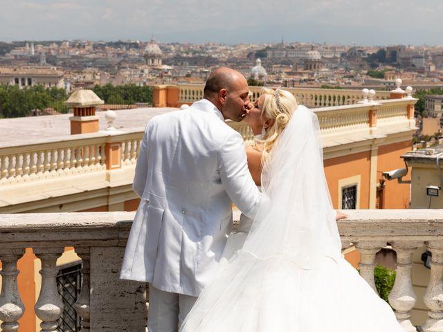 Il matrimonio di Bruno e Valentina a Roma, Roma 44