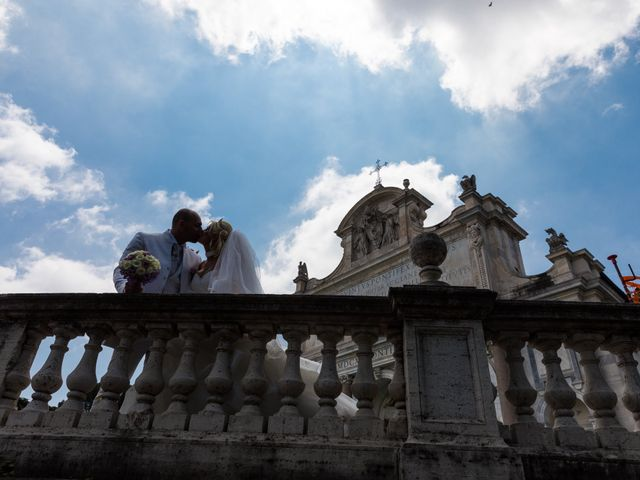 Il matrimonio di Bruno e Valentina a Roma, Roma 46