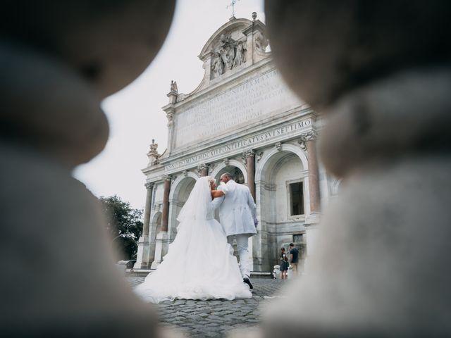 Il matrimonio di Bruno e Valentina a Roma, Roma 47