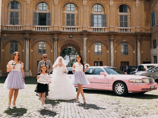 Il matrimonio di Bruno e Valentina a Roma, Roma 66