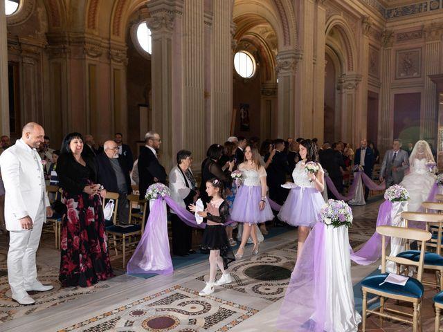 Il matrimonio di Bruno e Valentina a Roma, Roma 67