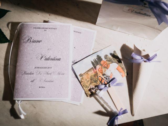 Il matrimonio di Bruno e Valentina a Roma, Roma 71