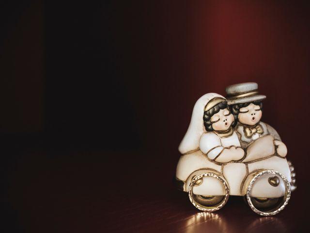 Il matrimonio di Marcello e Chiara a Mergozzo, Verbania 2