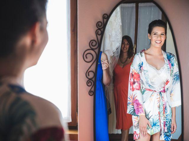 Il matrimonio di Marcello e Chiara a Mergozzo, Verbania 11