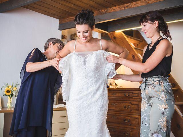 Il matrimonio di Marcello e Chiara a Mergozzo, Verbania 15