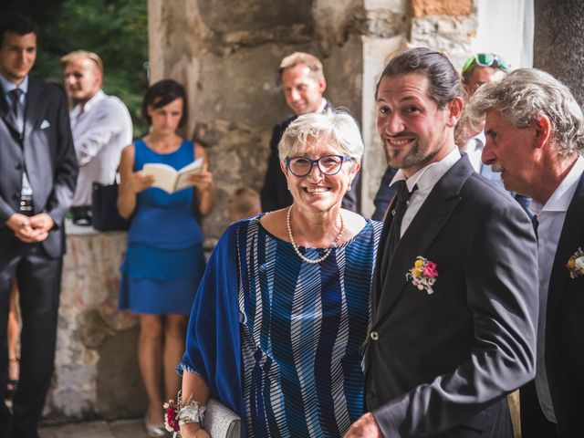 Il matrimonio di Marcello e Chiara a Mergozzo, Verbania 27