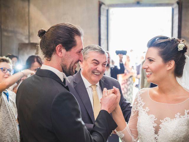 Il matrimonio di Marcello e Chiara a Mergozzo, Verbania 31
