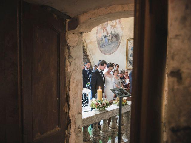 Il matrimonio di Marcello e Chiara a Mergozzo, Verbania 33