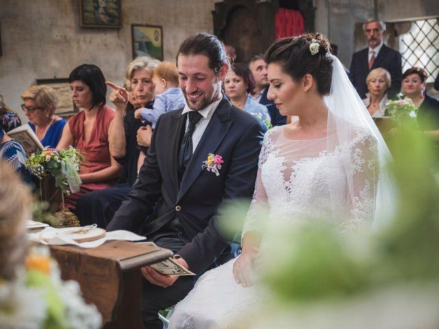 Il matrimonio di Marcello e Chiara a Mergozzo, Verbania 34