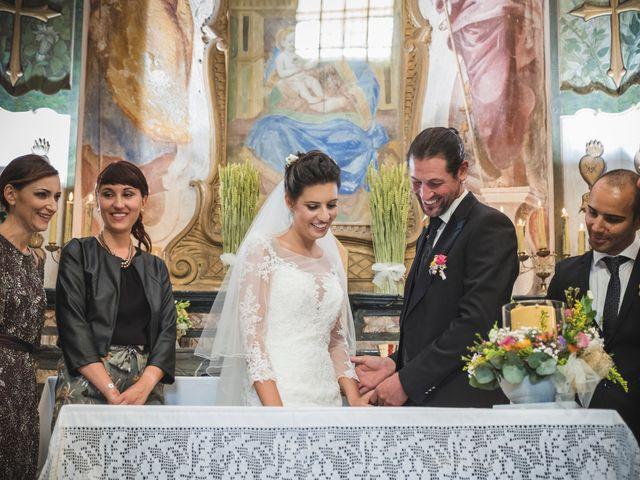 Il matrimonio di Marcello e Chiara a Mergozzo, Verbania 35