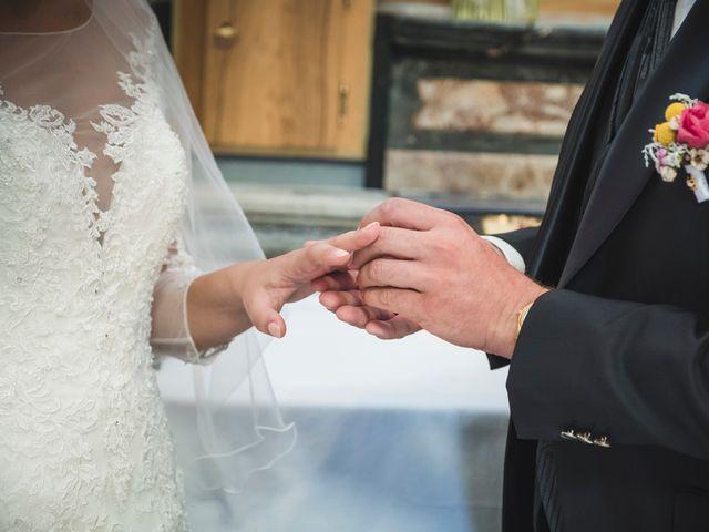 Il matrimonio di Marcello e Chiara a Mergozzo, Verbania 36