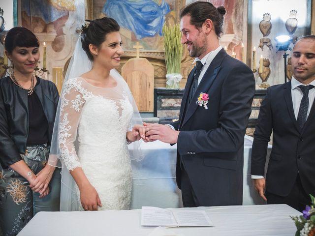 Il matrimonio di Marcello e Chiara a Mergozzo, Verbania 37