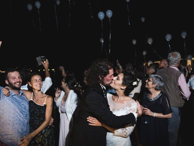 Il matrimonio di Marcello e Chiara a Mergozzo, Verbania 57