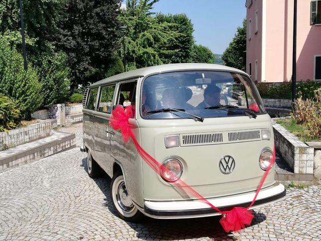 Il matrimonio di Giampaolo  e Antonella  a Corte Franca, Brescia 3