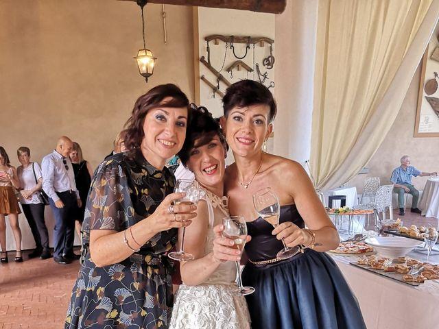 Il matrimonio di Giampaolo  e Antonella  a Corte Franca, Brescia 4