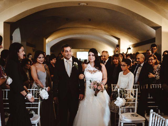 Il matrimonio di Alessandro e Valentina a Signa, Firenze 13
