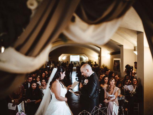 Il matrimonio di Alessandro e Valentina a Signa, Firenze 15