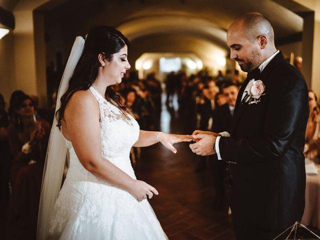 Il matrimonio di Alessandro e Valentina a Signa, Firenze 16