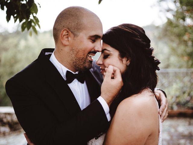 Il matrimonio di Alessandro e Valentina a Signa, Firenze 1