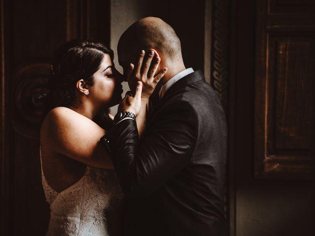 Il matrimonio di Alessandro e Valentina a Signa, Firenze 2