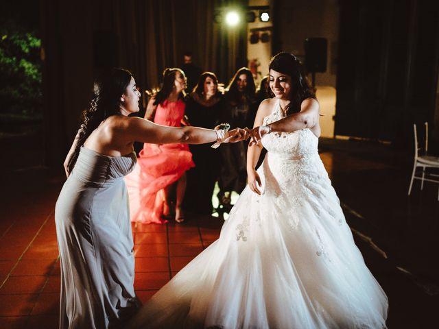 Il matrimonio di Alessandro e Valentina a Signa, Firenze 30