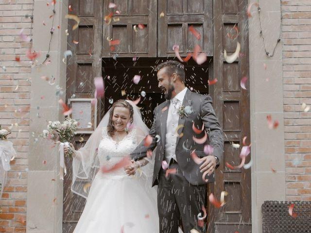 Il matrimonio di Luca e Giulia a Monte San Pietro, Bologna 26