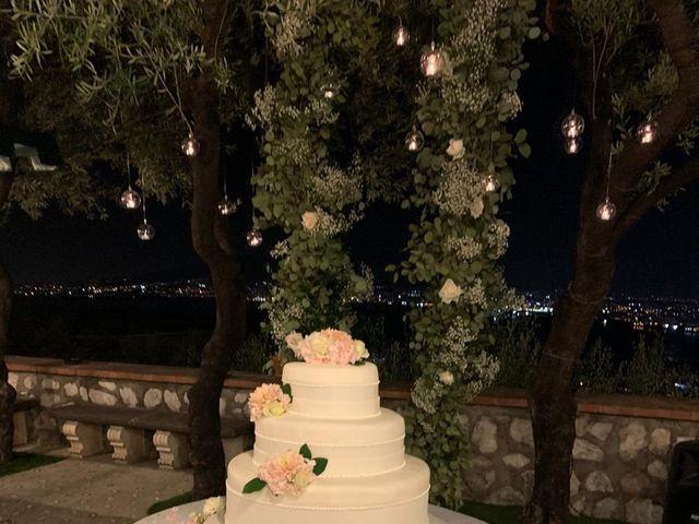 Il matrimonio di Luigi e Rosangela a Castellammare di Stabia, Napoli 1