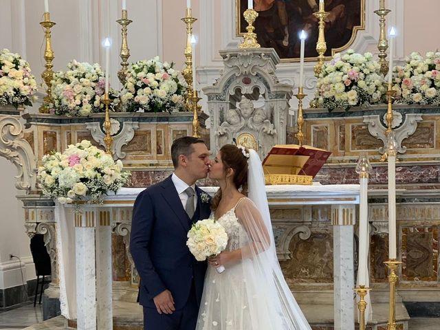 Il matrimonio di Luigi e Rosangela a Castellammare di Stabia, Napoli 7