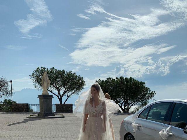 Il matrimonio di Luigi e Rosangela a Castellammare di Stabia, Napoli 14