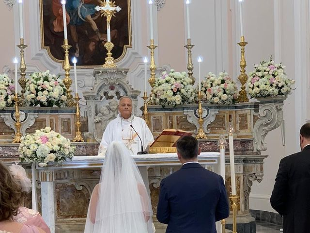 Il matrimonio di Luigi e Rosangela a Castellammare di Stabia, Napoli 18